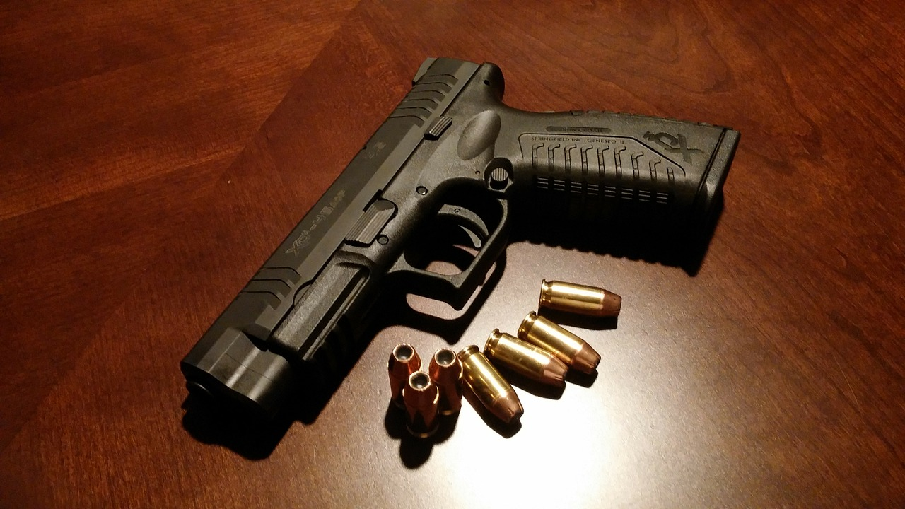 Can the Police Confiscate My Guns During the State of Emergency?